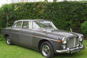 1969/H Rover P5B Coupe 3.5L V8 Auto Classic Potential Restoration Rover Project Photo