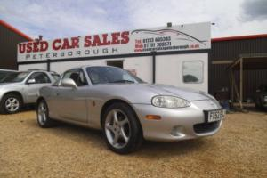 2002 52 MAZDA MX-5 1.8 SPORT 2D, HARD TOP SOFT TOP