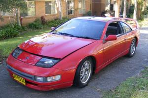 1990 Nissan 300ZX Targa Auto Coupe NO Reserve Exch Motor Minor Work FOR Rego in Lake Munmorah, NSW