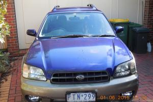 Subaru Outback 1999 4D Wagon Manual 2 5L Multi Point F INJ Seats in Lower Plenty, VIC