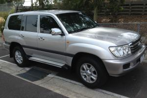 Toyota Landcruiser GXL 4x4 2005 4D Wagon Automatic 4 7L Multi Point in VIC