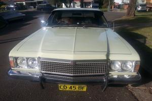 Holden Premier HQ HJ HX HZ 1977 Excellent Cond Long Rego ALL Working in Riverwood, NSW
