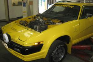 1980 Triumph TR8 V8 COUPE Photo