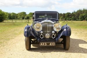 1934 DERBY BENTLEY 3.5 l SALOON By FREESTONE&WEBB