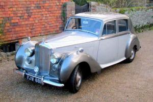 1948 Bentley MkVI Photo