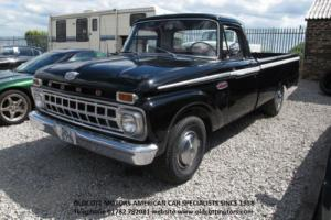 1964 FORD D100 LONG BED PICKUP 390 CI 6.5 LITRE AUTO