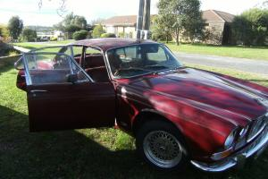 Jaguar XJ6 Chev in VIC Photo