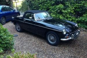 1969 G MG B MGB 1.8 45 Weber Carb 123bhp Sports Roadster Manual OverDrive Photo