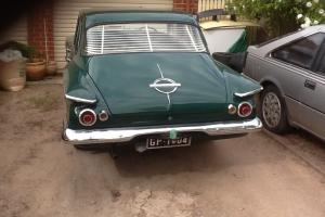 Chrysler Valiant 1962 4D Sedan Manual 3 7L Carb Seats in VIC