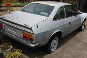 Lancia Beta 2000 1981 2D Coupe Manual 2L Carb Seats in VIC