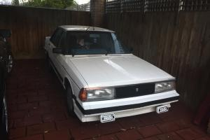 Nissan Bluebird TRX 1985 ONE Owner Since NEW G C in VIC