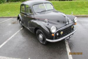 MORRIS MINOR SERIES 2 1954 - RESTORED BY PREVIOUS OWNER IN 2014