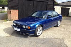 BMW M5 3.8 (1994) Recent Respray