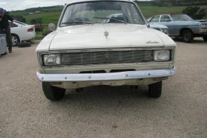 Hillman Hunter Royal 660 1972 4D Sedan Manual 1 7L Twin Carb Seats in SA Photo