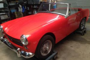 MG Midget NO Reserve in NSW Photo