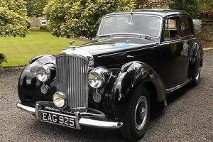 1951 Bentley MK VI Last family owned for 30+ Years