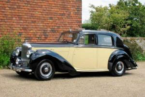 1949 Bentley MK6 Photo