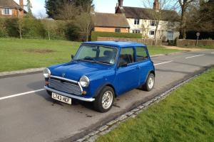 1994 MINI SPRITE BLUE  Photo