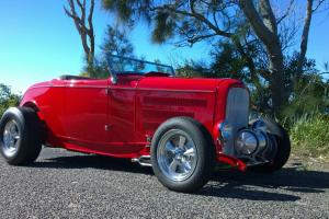 1932 Ford Steel Hiboy Roadster High Quality HOT ROD in QLD