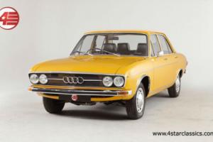 FOR SALE: Audi 100GL Automatic 1.9 1973 FASH