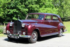 1957 Rolls-Royce Silver Wraith James Young Touring Limousine LFLW38