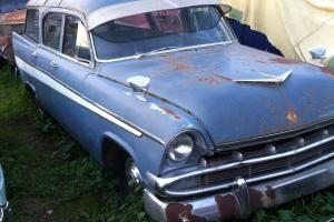 Chrysler Plainsman 1959 Wagons Very Rare 2 Wagons in VIC