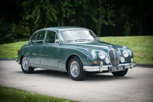 1961 Jaguar Mk II 3.4 - Manual/Over Drive