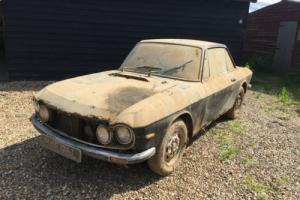 1973 Lancia Fulvia Real Barn Find R.H.D.