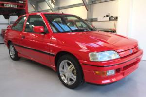 Ford Escort MK5 RS2000 27k mile Concours Winner