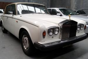 1979 Rolls Royce Silver Shadow II Photo