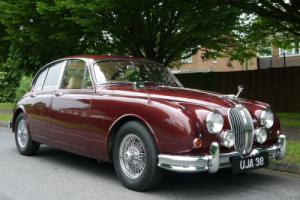 JAGUAR MK2 3.8 MOD SALOON - OUTSTANDING, VERY ORIGINAL CAR !!