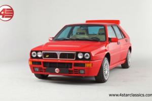 FOR SALE: Lancia Delta 2.0 HF Integrale Evo II 1994