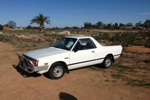 Subaru Brumby UTE 4x4 MAY SW P in VIC