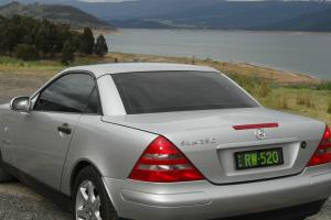 1998 Mercedes Benz SLK230 Like NEW Convertible Auto LOG Books REG MAY 2016 in NSW