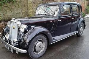 1948 Rover 75 (P3) 6 Light Saloon