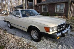 Mercedes-Benz : 400-Series 450SL Numbers Matching