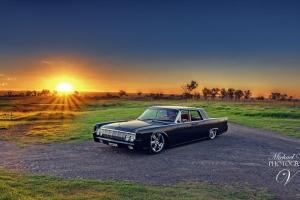 Lincoln Continental in NSW