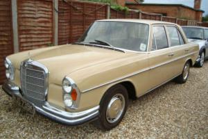 Mercedes-Benz w108 280 se 1972 OTHER for Sale