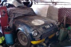 MG/ MGF C GT SEBRING REPLICA BARN FIND