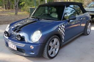 Mini Cooper S Cabrio 2005 2D Cabriolet Automatic Reduced TO Sell in Gladstone, QLD