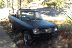1969 Datsun 1000 in ACT
