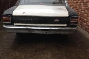 Ford Falcon XW GT 4SPEED Original Engine Black Trim Unfinished Project