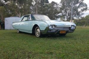 1961 Ford Thunderbird Coupe Excellent Original Condition Rare in NSW