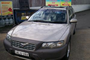 Volvo Cross Country 2001 4D Wagon Automatic 2 4L Turbo Mpfi 5 Seats