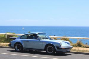 Porsche 911 SC 1981 2D Coupe Manual 3L Fuel Injected Seats Photo