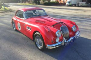 Jaguar XK150 3.8S FHC Photo