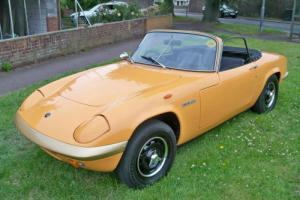 1972 Lotus Elan S4 Sprint DHC Photo
