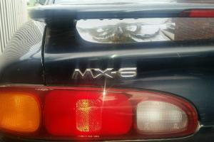 NO Reserve LOW KS Mazda MX6 4WS 1994 2D Coupe Automatic 2 5L V6 in QLD