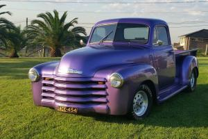 1950 Chevrolet Pick UP BIG Block Hotrod in NSW