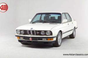 FOR SALE: BMW E28 M5 3.5 1987
